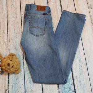 Lucky Brand Sienna Tomboy Jeans Size 00/24 Regular